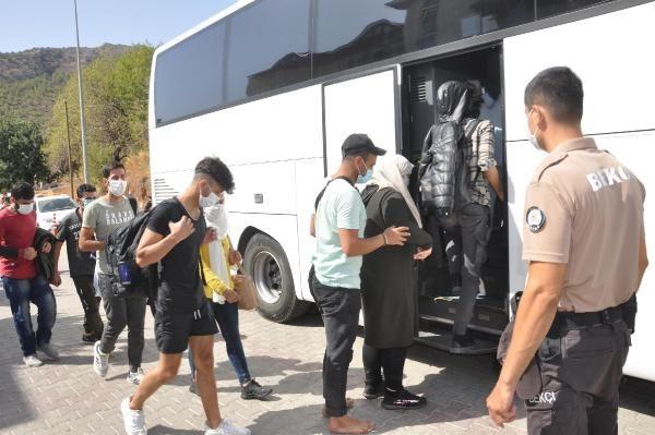 Datça açıklarında 48 kaçak göçmen yakalandı - Sayfa 4