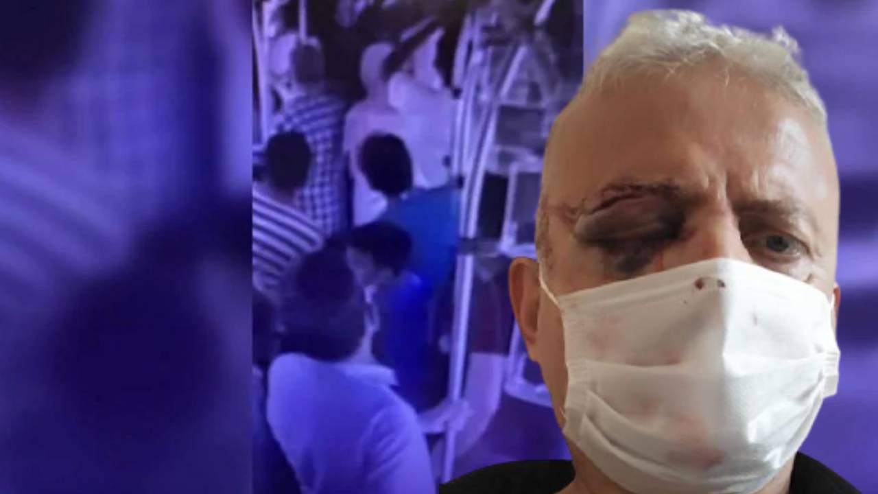 """Metrobüste kör eden maske uyarısı! """"Cezasını neyse çekmesini istiyorum"""""""