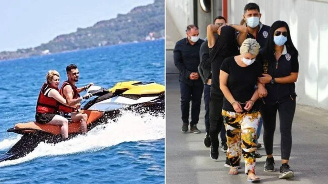 Karı-koca 34 vatandaşı dolandırıp tatil yaptı!