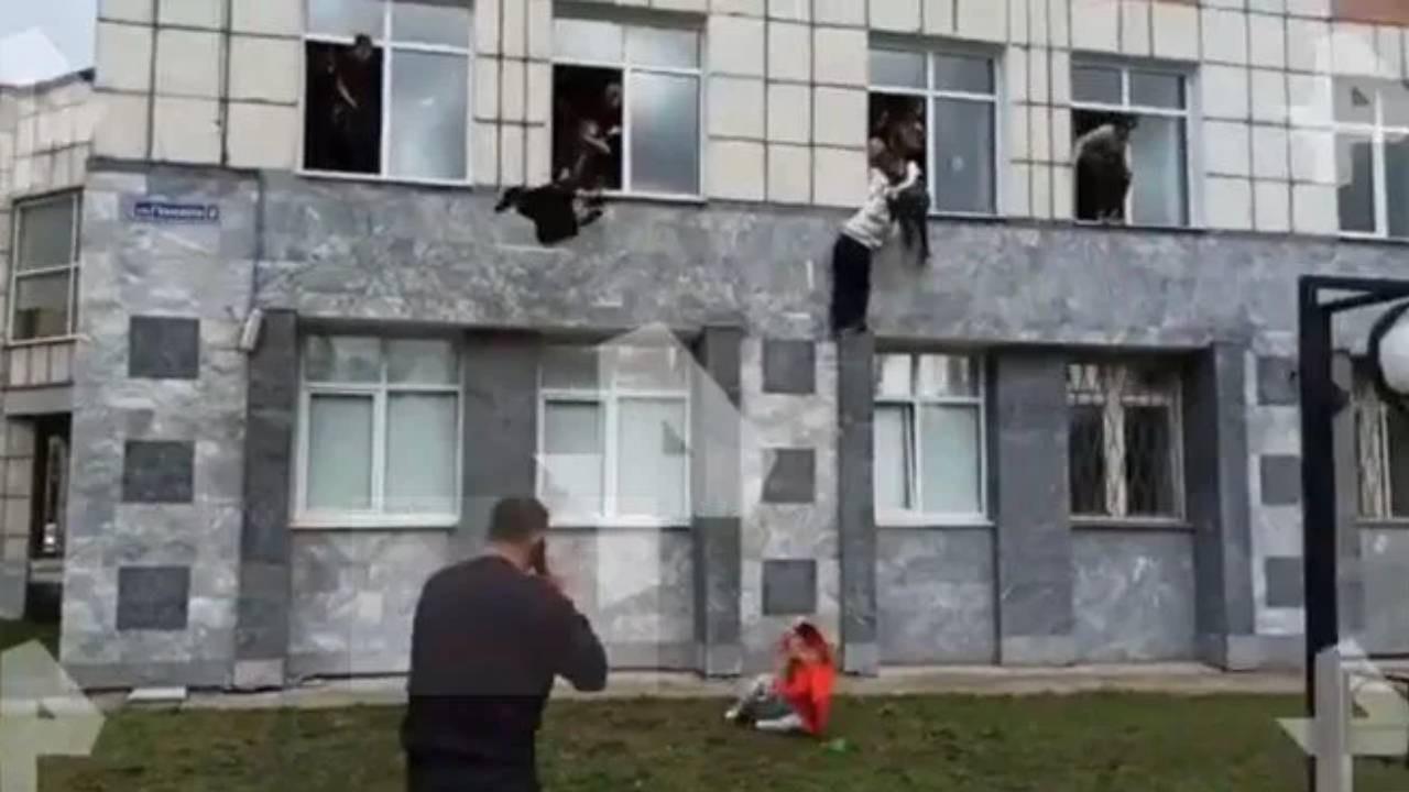 Rusya'da bir üniversiteye ateş açıldı: 8 ölü, 6 yaralı