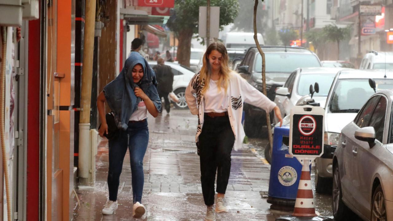 Meteoroloji il il uyardı: Sıcaklıklar 10 derece birden düşecek