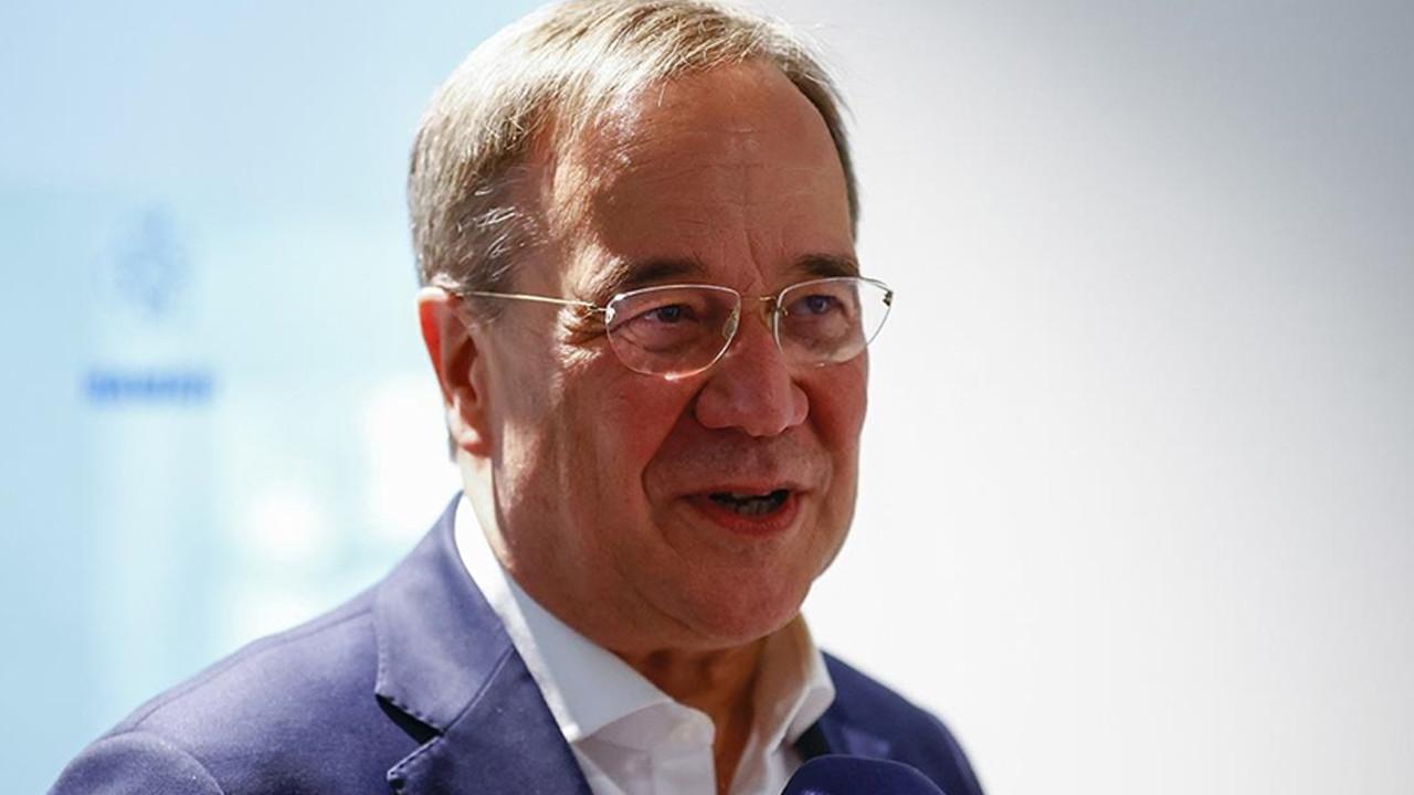 Almanya'da başbakan adaylarından Laschet'ten Türkiye açıklaması