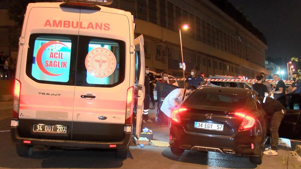 İstanbul'un göbeğinde esrarengiz ölüm! Aracın içinde kafasında poşetle bulundu
