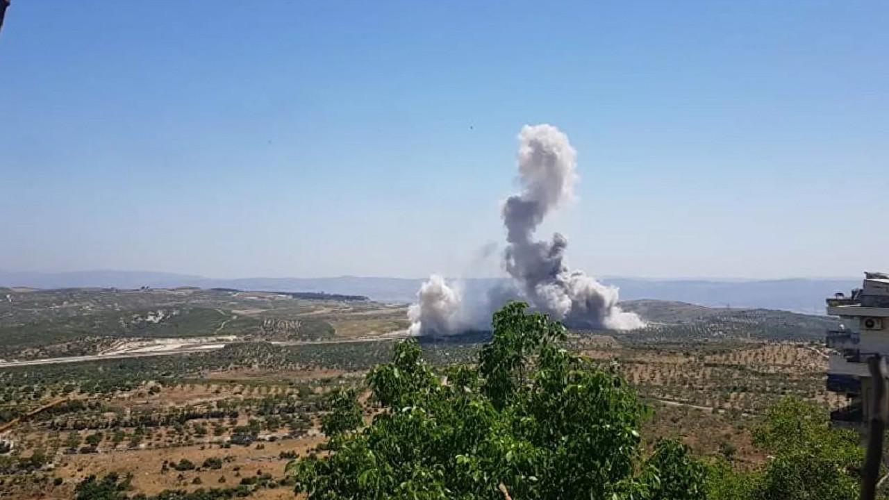 ABD'den İdlib'de hava saldırısı: Hedef El Kaide üst düzey yetkilisi