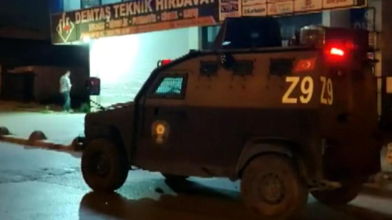 DEVA Partisi Arnavutköy İlçe Başkanlığı'na silahlı saldırı