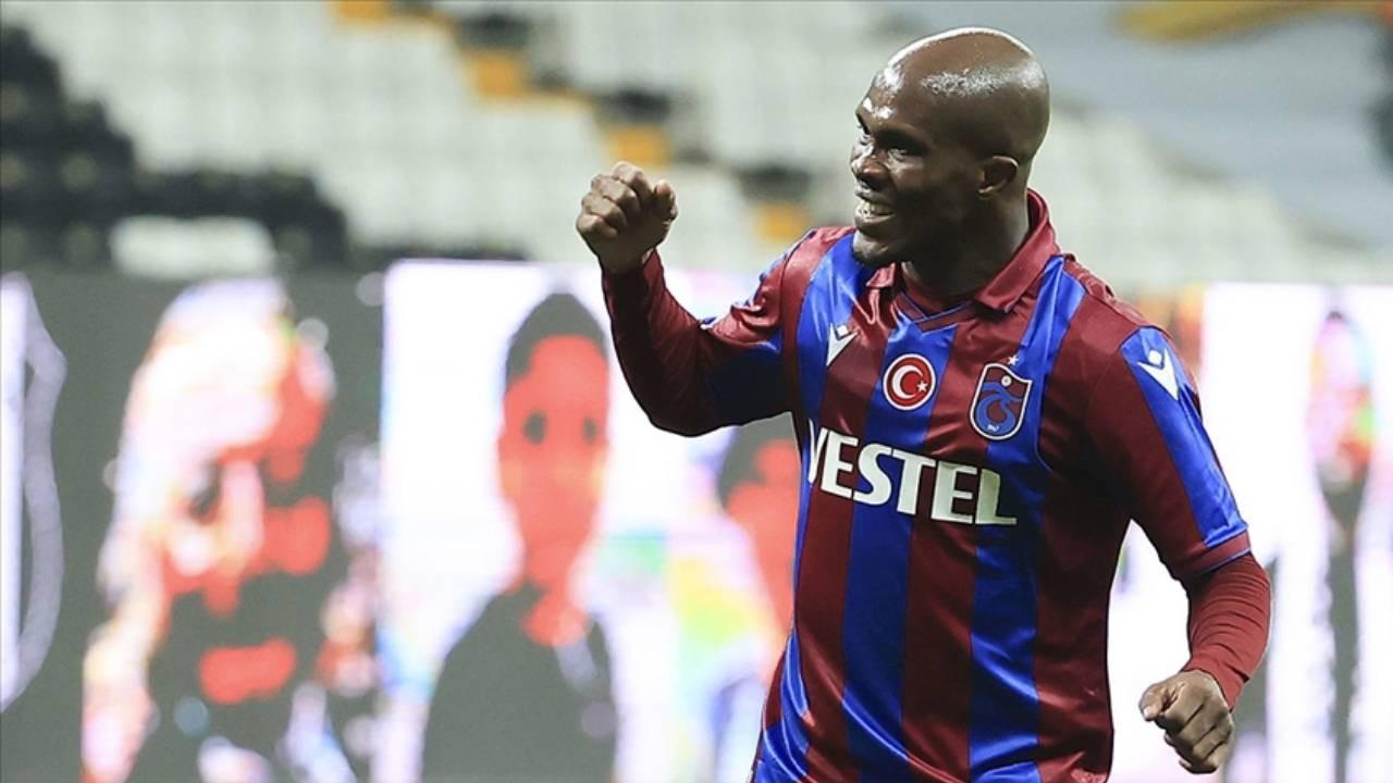 Trabzonspor'da Anthony Nwakaeme seferberliği!