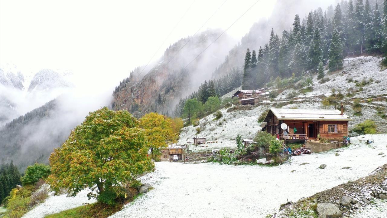 Yurttan manzaralar: Kar erken geldi - Sayfa 2