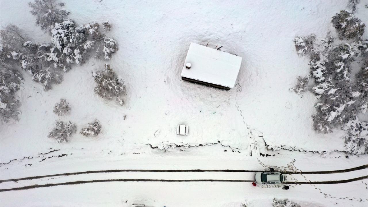 Yurttan manzaralar: Kar erken geldi - Sayfa 4
