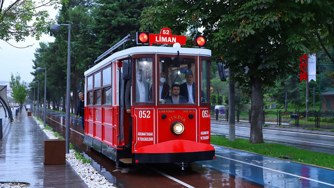 Ordu'da tekerlekli tramvay hattı, 28 Eylül'de açılacak