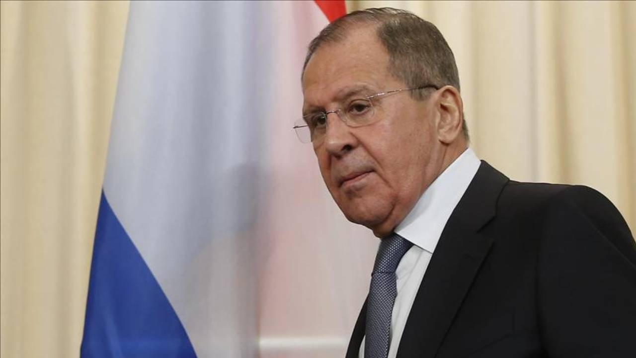 """Rusya Dışişleri Bakanı Lavrov'dan """"Taliban"""" ve """"İdlib"""" açıklaması"""