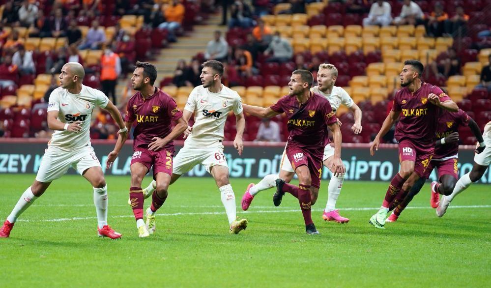 Galatasaray 2-1 Göztepe (Maç sonucu) - Sayfa 1