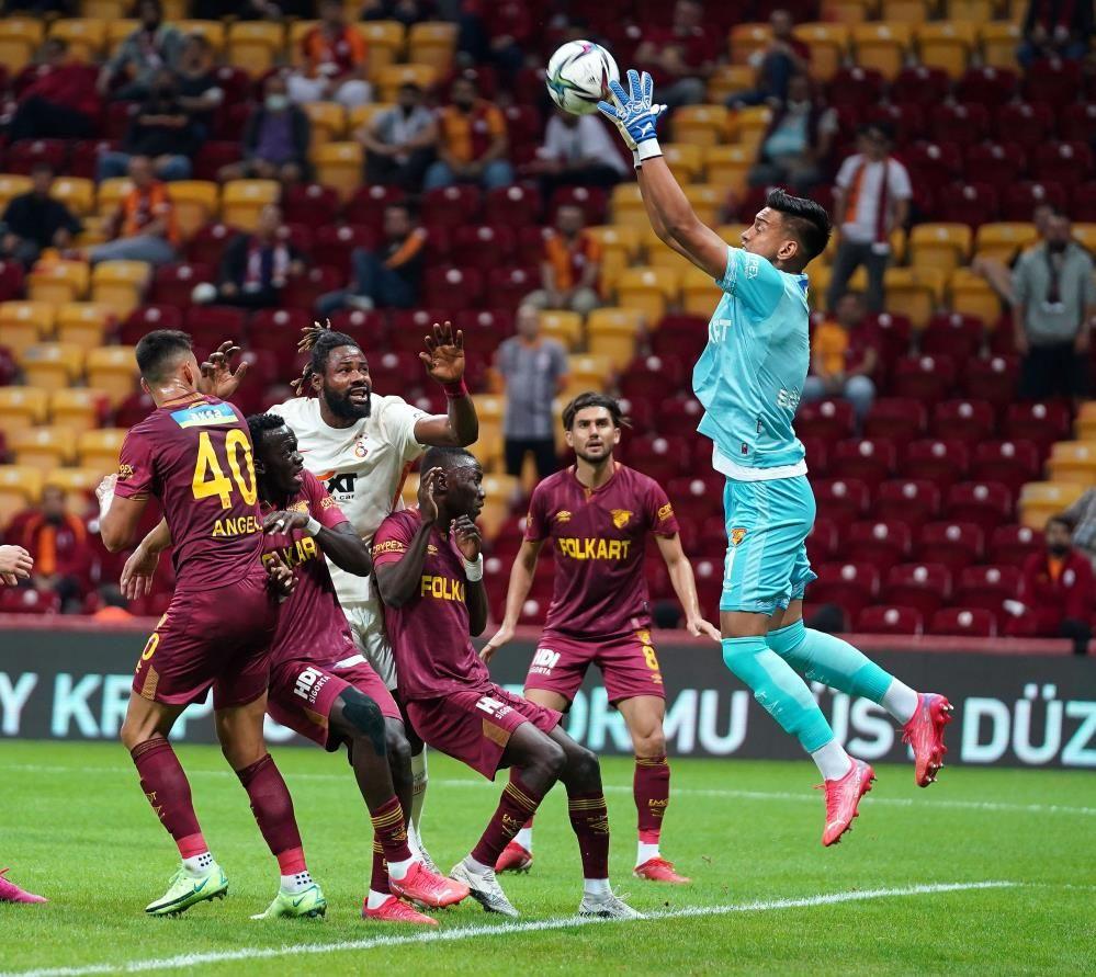 Galatasaray 2-1 Göztepe (Maç sonucu) - Sayfa 2