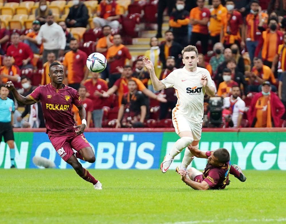 Galatasaray 2-1 Göztepe (Maç sonucu) - Sayfa 4