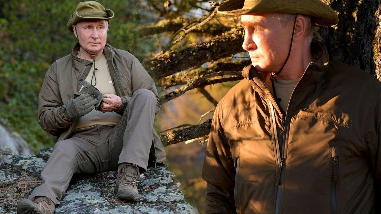 Kremlin dünyaya servis etti! Putin'in tatil fotoğrafları gündem oldu - Sayfa 1