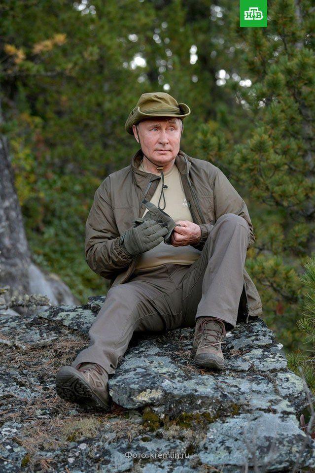 Kremlin dünyaya servis etti! Putin'in tatil fotoğrafları gündem oldu - Sayfa 2