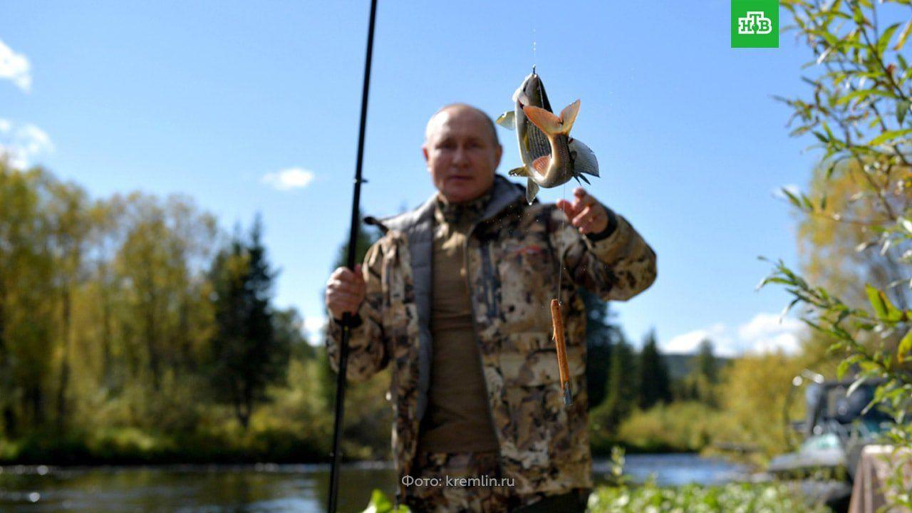 Kremlin dünyaya servis etti! Putin'in tatil fotoğrafları gündem oldu - Sayfa 4