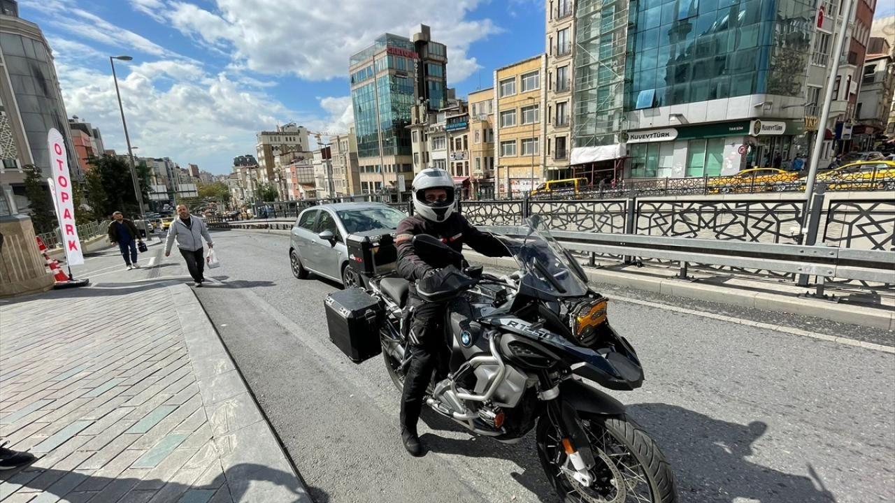 Taksim Camii'nin motosikletli imamı - Sayfa 3