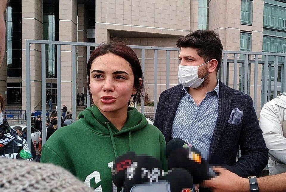 Ece Ronay'dan Mehmet Ali Erbil'e suç duyurusu - Sayfa 1