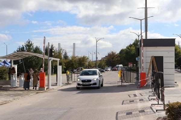 Osmangazi Üniversitesi yerleşkesinde ücretli HGS dönemi - Sayfa 2
