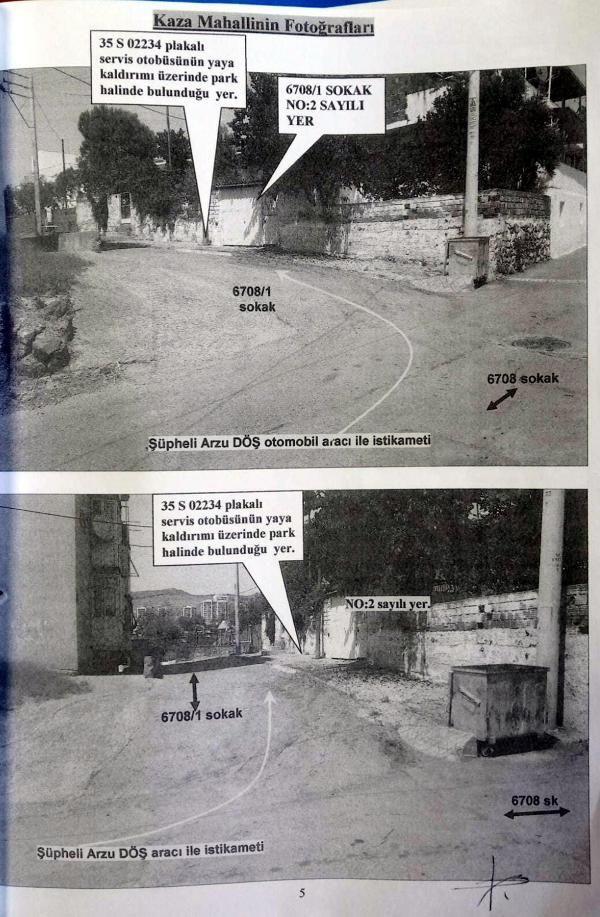 Bilirkişi, ehliyetsiz sürücünün çarptığı 2 yaşındaki Emirhan'ı da kusurlu buldu - Sayfa 2