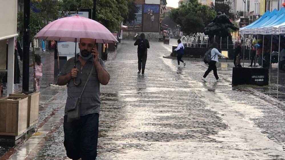 Meteoroloji hafta sonu raporunu yayınladı: Sağanak yağış geliyor - Sayfa 1