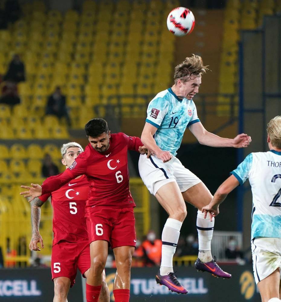 A Milli Futbol Takımı, Norveç ile berabere kaldı: 1-1 - Sayfa 4
