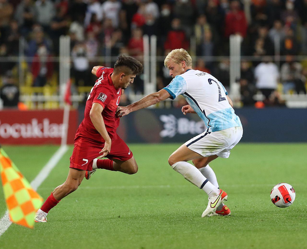 A Milli Futbol Takımı, Norveç ile berabere kaldı: 1-1 - Sayfa 2