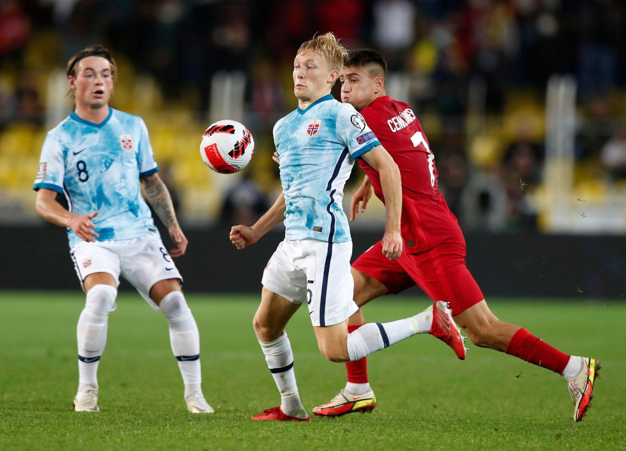 A Milli Futbol Takımı, Norveç ile berabere kaldı: 1-1 - Sayfa 3