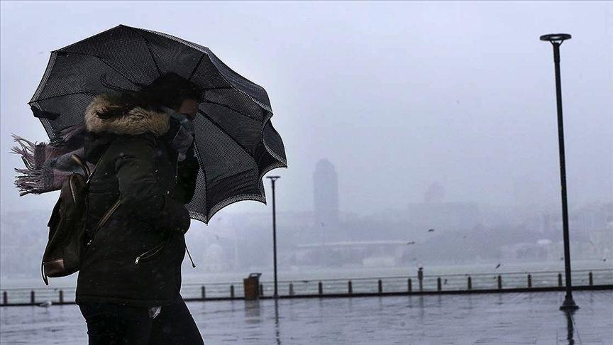 Marmara ve Ege'de kuvvetli sağanak ve fırtına var - Sayfa 3