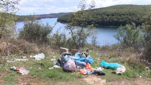 Ömerli Barajı'nın çevresi çöplüğe döndü köylüler durumdan şikayetçi - Sayfa 4