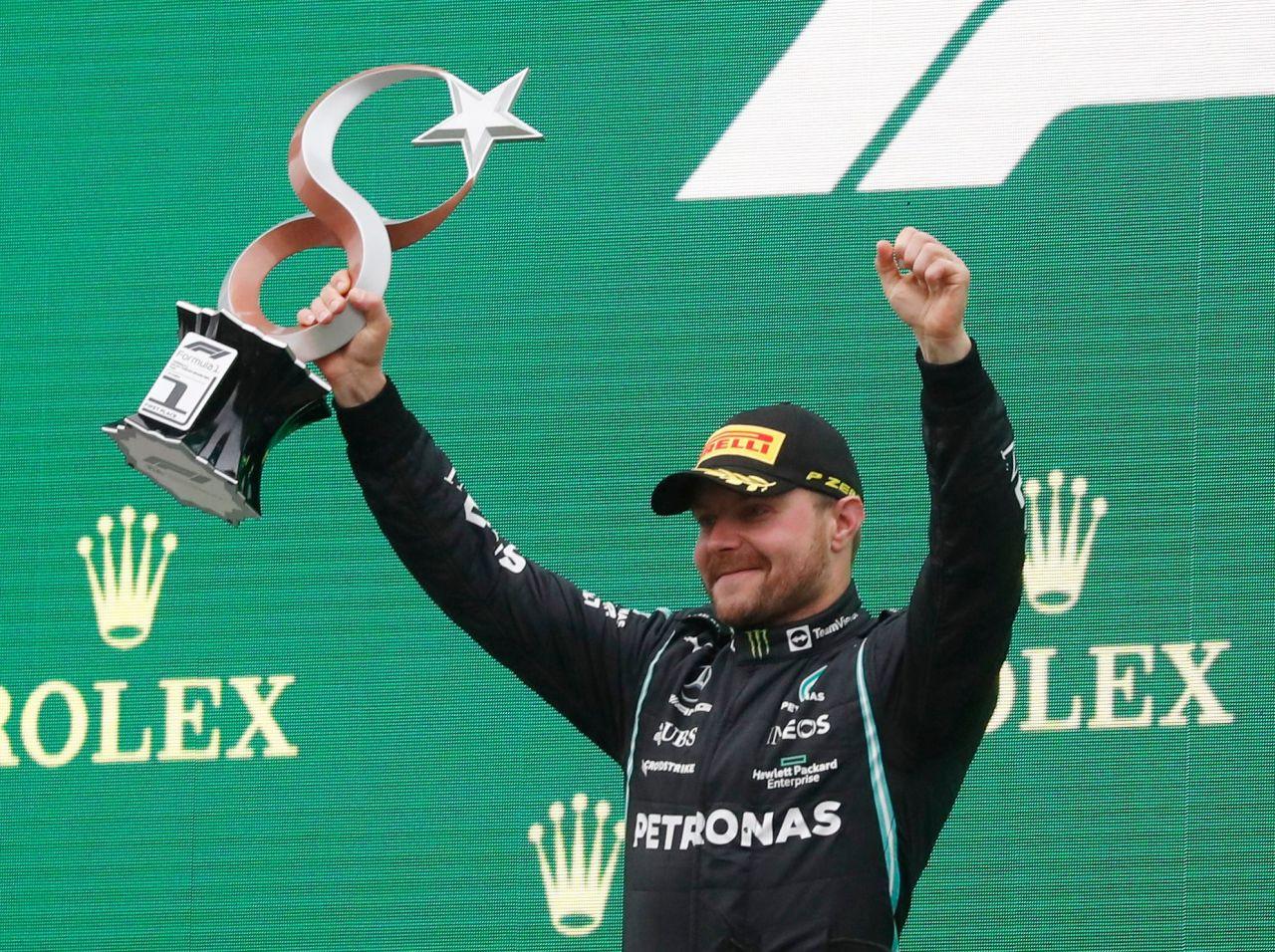 Formula 1 Türkiye Grand Prix'sini Valtteri Bottas kazandı! - Sayfa 1