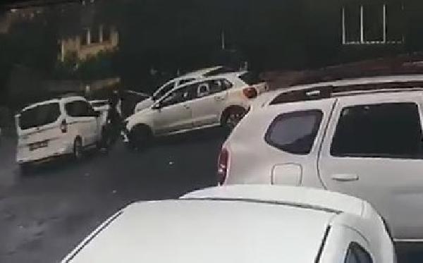 Önünü kestiği otomobilin sürücüsüne kurşun yağdırdı - Sayfa 2