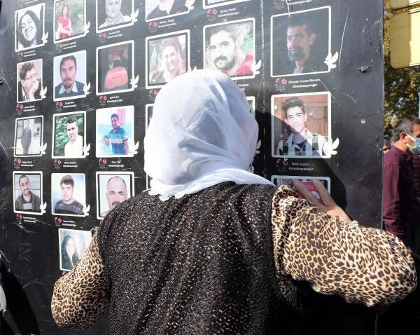 Ankara Garı saldırısında ölen 103 kişi anıldı - Sayfa 3