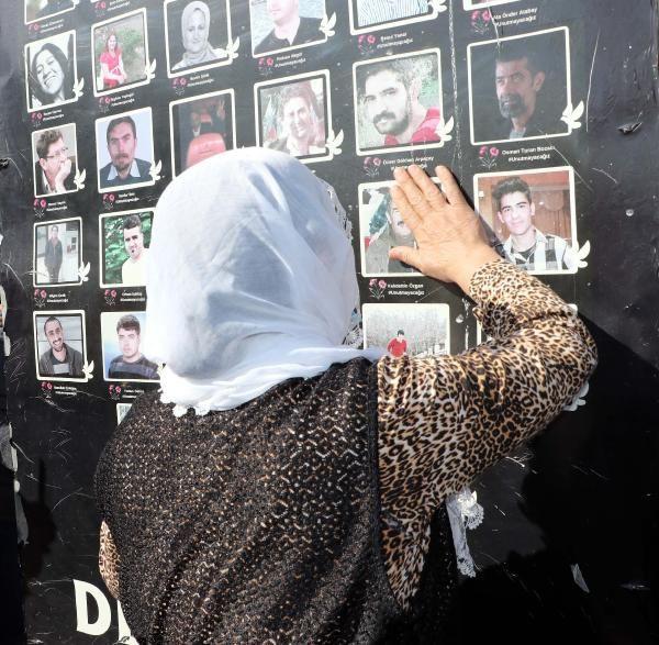 Ankara Garı saldırısında ölen 103 kişi anıldı - Sayfa 4