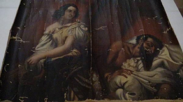 Operasyonda ele geçirilen 140 yıllık Yahya Peygamber tablosu, orijinal çıktı - Sayfa 4