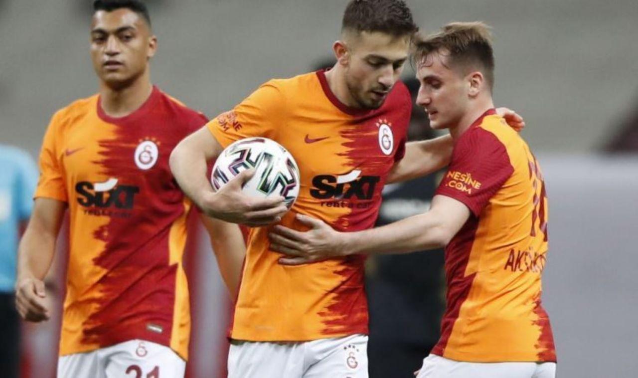 İşte Galatasaray'ın Halil Dervişoğlu planı - Sayfa 1