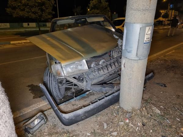 Polisten kaçarken kaza yaptı; otomobilinde tabanca ele geçirildi - Sayfa 4