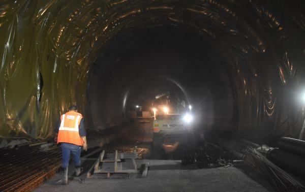 Geminbeli Tüneli'nde ışığa son 250 metre - Sayfa 4