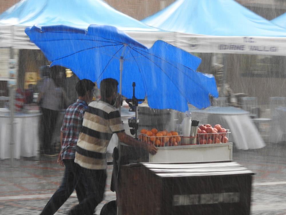 Meteoroloji son raporunu yayımladı: İstanbul, Kırklareli, Çanakkale için uyarı! - Sayfa 1