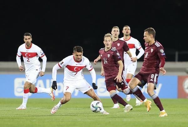 A Milli Takımımız, Letonya'yı son saniyede yıktı - Sayfa 2