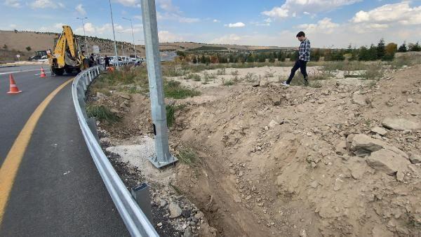 Ankara'da yol çalışmasında insan kemikleri bulundu - Sayfa 2