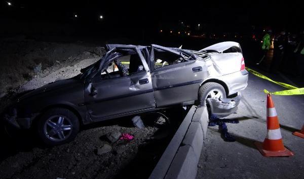 Yozgat'ta iki otomobil çarpıştı: 1 ölü, 6 yaralı - Sayfa 2