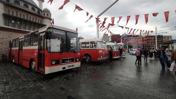 Taksim Meydanı'nda nostaljik otobüs sergisi - Sayfa 3
