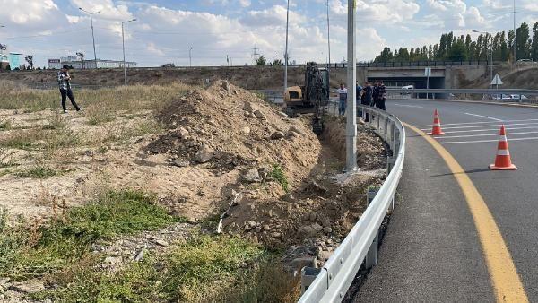 Ankara'da yol çalışmasında insan kemikleri bulundu - Sayfa 3