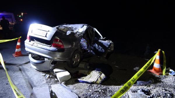 Yozgat'ta iki otomobil çarpıştı: 1 ölü, 6 yaralı - Sayfa 3