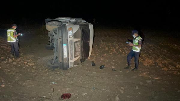 Şanlıurfa'da öğrenci servis minibüsü devrildi: 1 ölü, 5 yaralı - Sayfa 4