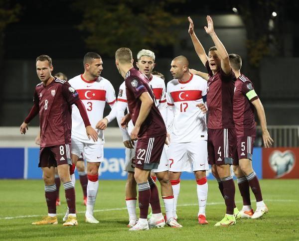 A Milli Takımımız, Letonya'yı son saniyede yıktı - Sayfa 4