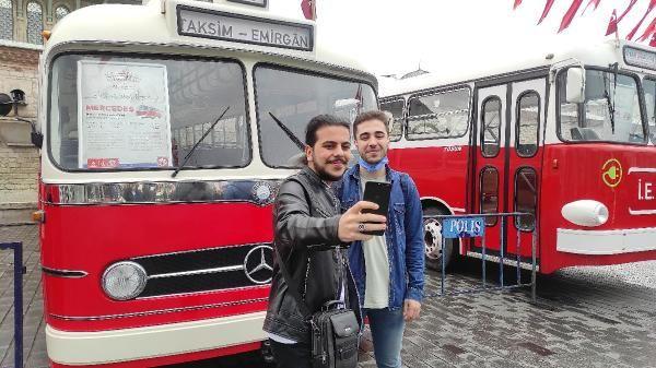 Taksim Meydanı'nda nostaljik otobüs sergisi - Sayfa 4