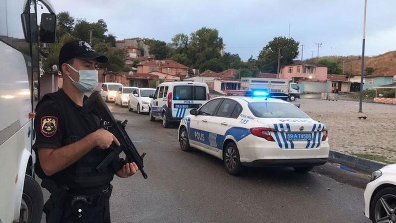 Tekirdağ merkezli 3 ilde operasyon: 40 gözaltı