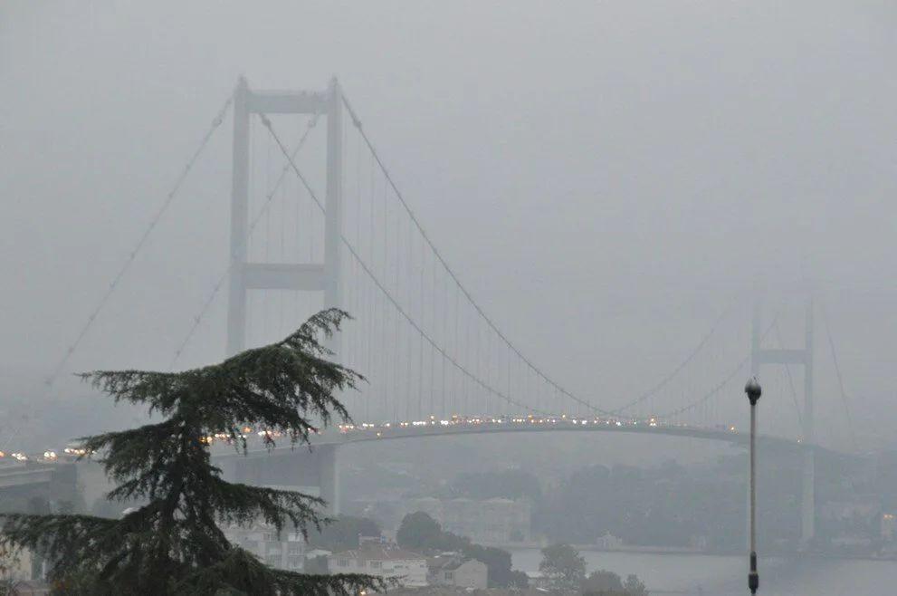 İstanbul güne sis ile uyandı - Sayfa 3